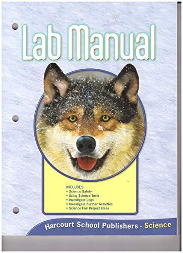9780153436185: Science, Grade 4: Lab Manual, Student Edition