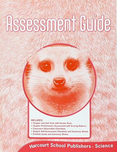 9780153436284: Science: Assessment Teacher's Guide, Grade 2