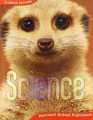 Harcourt Science Florida: Student Edition Grade 2 2007: HARCOURT SCHOOL PUBLISHERS