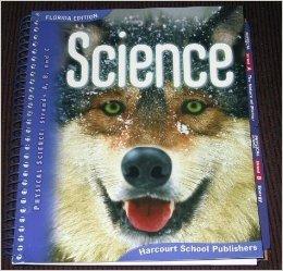 9780153437366: Physical Science: Unit A, B & C, Florida Edition, Grade 4