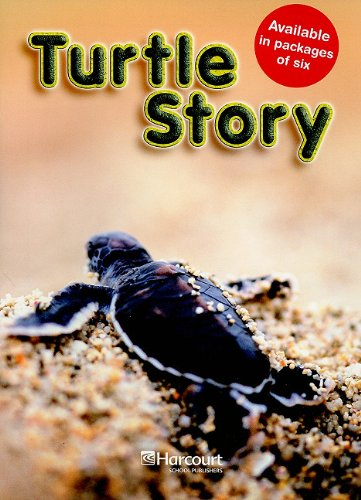 9780153440168: Harcourt Science: Above-Level Reader Grade 3 Turtle Story
