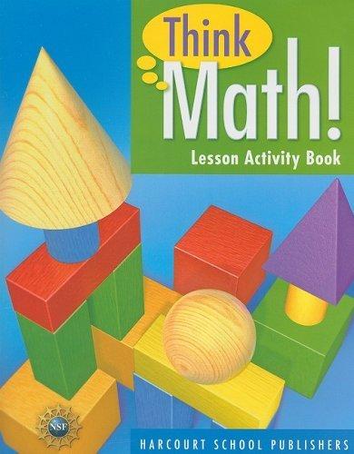 9780153444708: Horizons, Grade 3 Activity Book: Harcourt School Publishers Horizons Louisiana (Horizons 05)