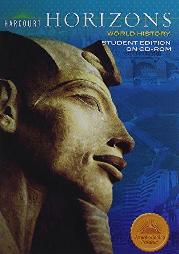 9780153447846: Horizons, Grade 6: World History, Student Edition