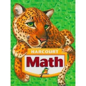 9780153448584: Harcourt Math: Student Edition on CD-ROM Grade 5