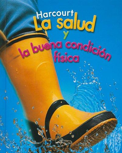 9780153450716: Harcourt Health & Fitness, Spanish: Student Edition Grade 1 2006