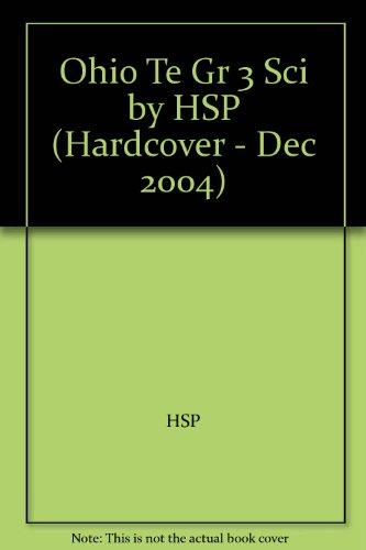 9780153452383: Harcourt Science Ohio: Ohio Teacher Edition Grade 3 2006