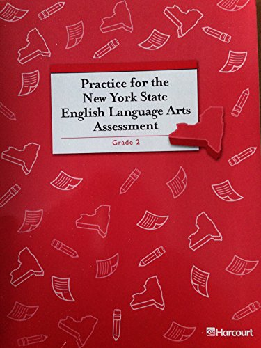 9780153459252: Harcourt School Publishers Trophies: Student Edition Practice Nys Ela Assessment Grade 2