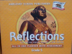 9780153467929: Harcourt School Publishers Reflections California: All-In-1 Cdrom Trp(Sngl) Us:Mkg Rflc07