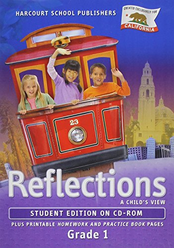 9780153468261: Reflections: A Child's View, Grade 1