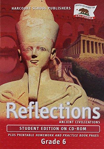 9780153468315: CA Se Reflections Ancient Civilizations Grade 6