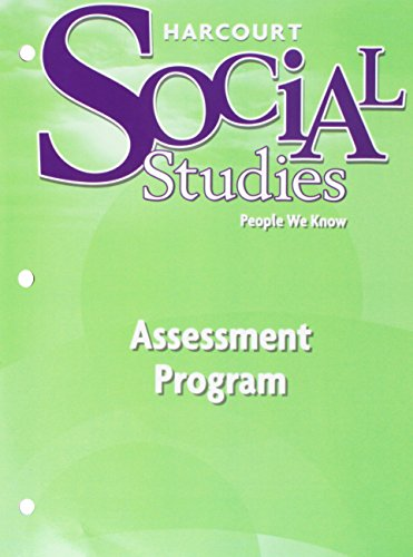 Social Studies Assessment Program AbeBooks