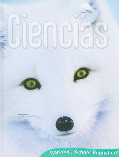 9780153476327: Harcourt Ciencias: Libros del estudiante (Student Edition) Grade 1 2006 (Spanish Edition)