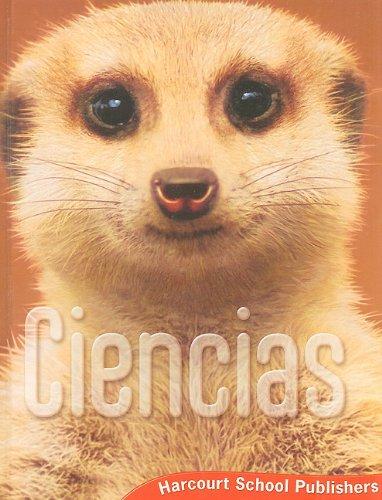 9780153476396: Harcourt Ciencias: Libros del estudiante (Student Edition) Grade 2 2006 (Spanish Edition)