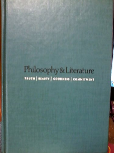 9780153480409: Philosophy and Literature