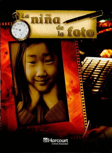 9780153483936: Harcourt School Publishers Ciencias: Ab-Lv Chlng Rdr Nina/Foto G4 (Spanish Edition)