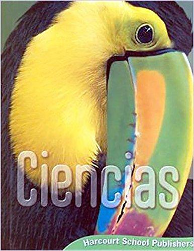 Ciencias: Above-Level Challenge Reader 6-pack Grade 4 Ojos en el cielo (Spanish Edition): HARCOURT ...