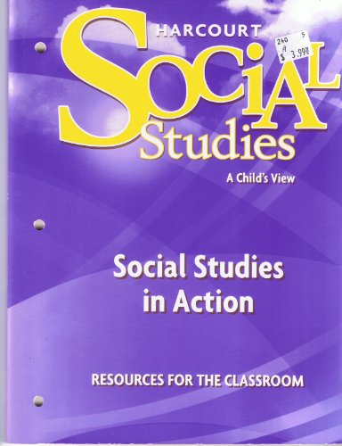 9780153494185: Social Studies in Action: Resources for the Classroom, Grade 1