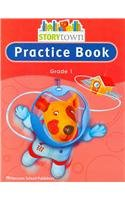 9780153498725: Storytown: Practice Book Student Edition Grade 1