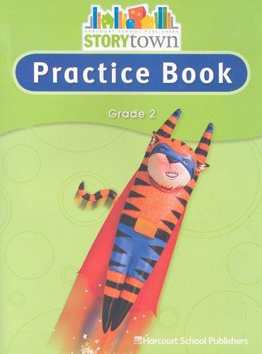 Practice Book: Harcourt