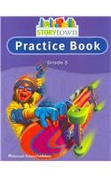 9780153498794: Storytown: Practice Book Student Edition Grade 5