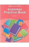 9780153499081: Storytown: Grammar Practice Book Student Edition Grade 1
