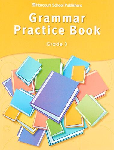 9780153499104: Storytown: Grammar Practice Book Student Edition Grade 3