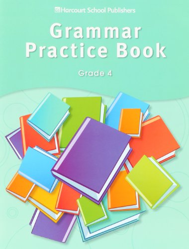 9780153499111: Storytown: Grammar Practice Book Student Edition Grade 4