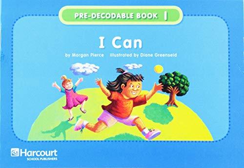 9780153499265: Storytown: Pre-Decodable/Decodable Book Collection Grade K