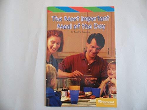 Most Important Meal, Ell Reader Grade 3: