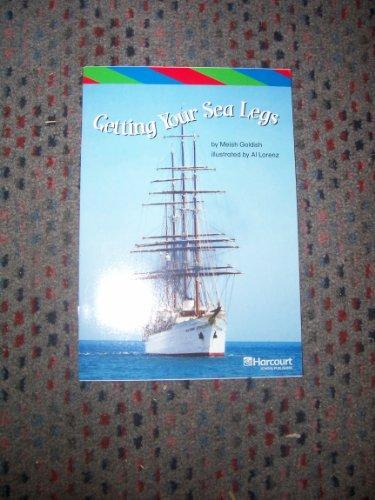 Harcourt School Publishers Storytown: Ell Rdr Getting Your Sea Legs G6 Stry08 (Rdg Prgm 08/09/10 Wt...