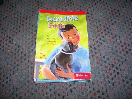 9780153505607: Harcourt School Publishers Storytown: Below Level Reader Grade 5 Incredible Eddie (Rdg Prgm 08/09/10 Wt)