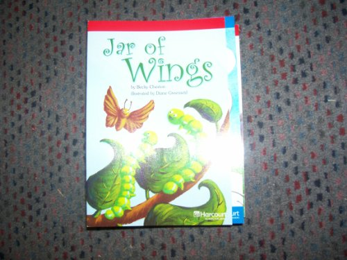 9780153505614: Harcourt School Publishers Storytown: Below Level Reader Grade 5 Jar/Wings (Rdg Prgm 08/09/10 Wt)
