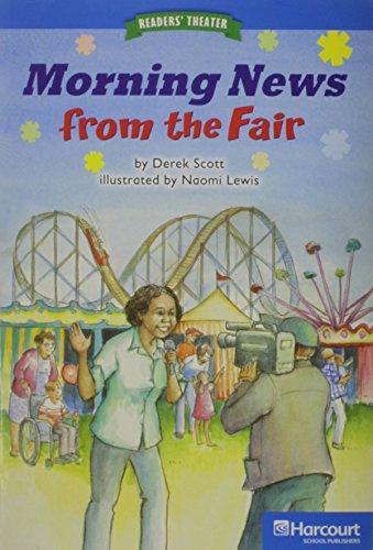 9780153506383: Morning News Fair, On-level Reader Grade 2: Harcourt School Publishers Storytown (Rdg Prgm 08/09/10 Wt)