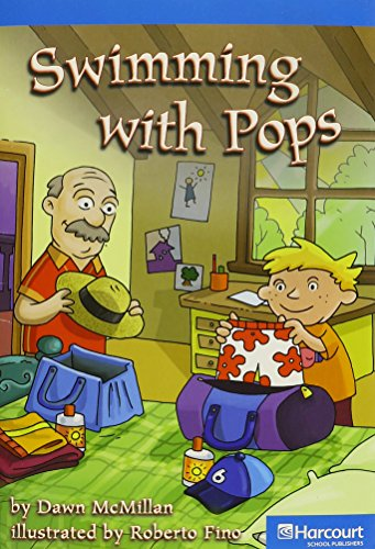9780153506406: Harcourt School Publishers Storytown: On-LV Rdr Swimming W/Pops G2 Stry 08 (Rdg Prgm 08/09/10 Wt)