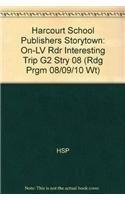 9780153506635: Interesting Trip, On-level Reader Grade 2: Harcourt School Publishers Storytown (Rdg Prgm 08/09/10 Wt)