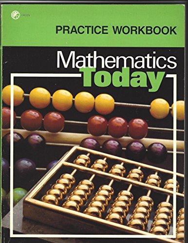 Mathematics Today Green Practice Workbook Level 3: Abbott, Janet S,