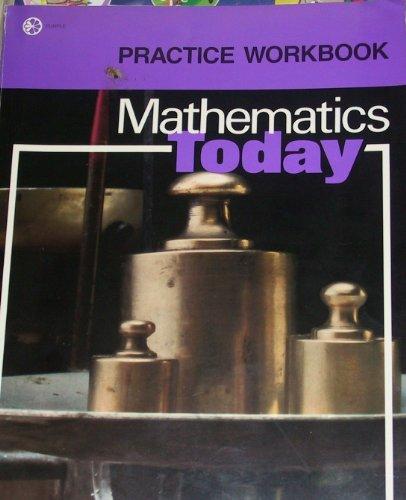 Mathematics Today (Practice Workbook, Grade 5, Purple: HBJ
