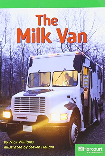 9780153512193: Harcourt School Publishers Storytown: Advanced Reader Grade 1 Milk Van (Rdg Prgm 08/09/10 Wt)