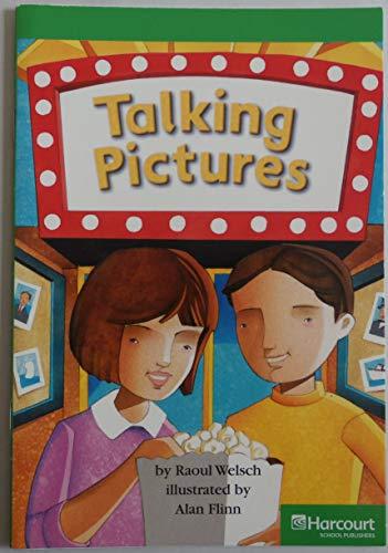 9780153514449: Talking Pictures, Advanced Reader Grade 3: Harcourt School Publishers Storytown (Rdg Prgm 08/09/10 Wt)