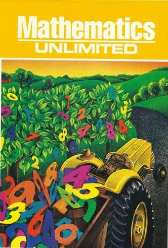9780153515620: Mathematics Unlimited (Mathematics Unlimited)