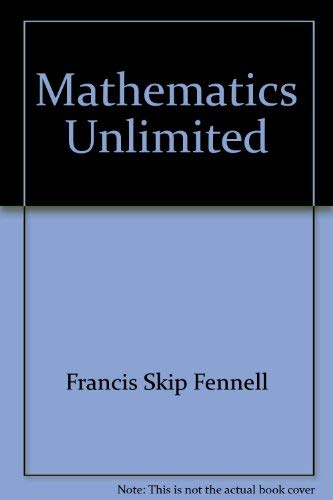 9780153515682: Mathematics Unlimited