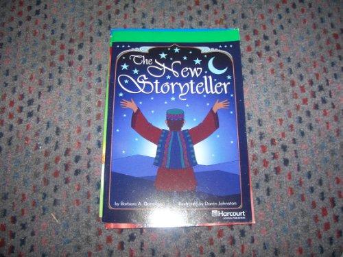 9780153516849: New Storyteller, Advanced Reader Grade 6: Harcourt School Publishers Storytown (Rdg Prgm 08/09/10 Wt)