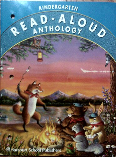9780153517822: Storytown: Read Aloud Anthology Grade K