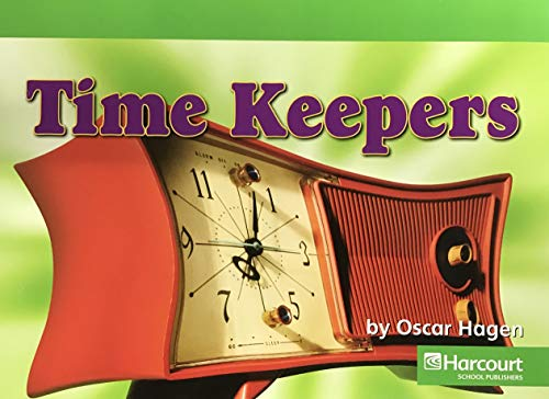 9780153518713: Time Keepers