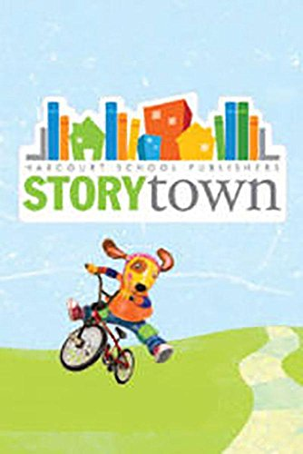 9780153519291: Storytown: Big Book Grade 1 There's a Billy Goat in the Garden