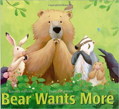 9780153519352: Bear Wants More