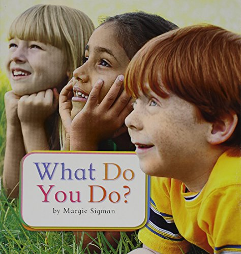 9780153519420: What Do You Do? (Little Book Collection, Grade 1)