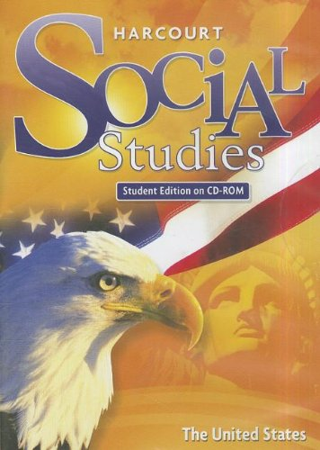 9780153520204: Harcourt Social Studies: Student Edition CD-ROM Grade 5 United States 2007