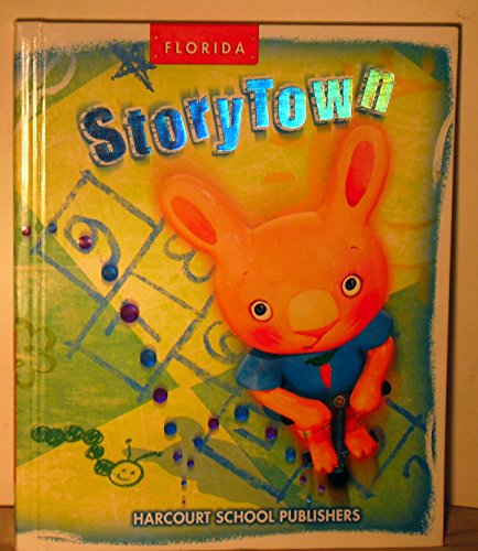 9780153521669: Harcourt School Publishers Storytown Florida: Student Edition Spring Forward Level 1-1 Grade 1 2009