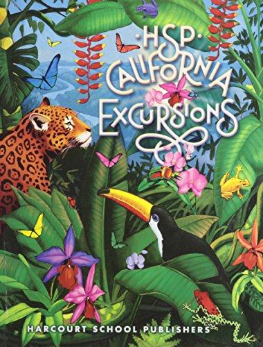 9780153522017: California Excursions: Distant Lands, Grade 5